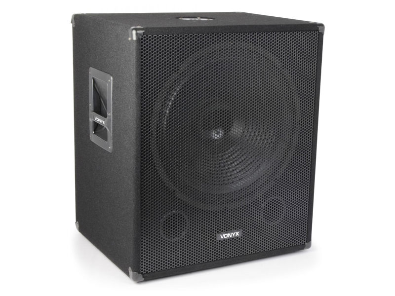 Active PA Subwoofer - 18 Inch 1000 Watts